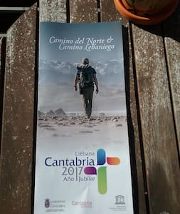 Casa con tranquilidad - Saja and Nansa valleys - 公寓