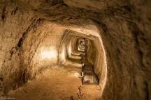 Eupalinos tunnel