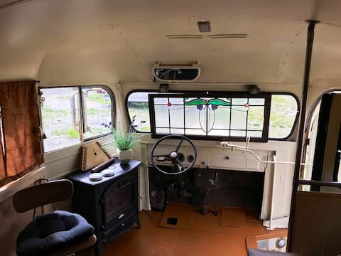 """The Baton Rouge"" 1941 School Bus"