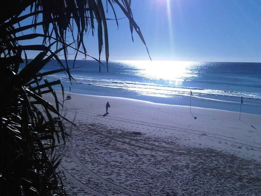 Patrolled beaches at Peregian Beach SLSC and Coolum SLSC.