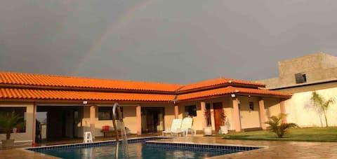bauernhof  in Araçoiaba da Serra,WLAN und Swimmingpool!