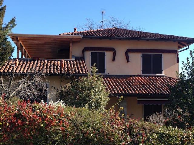Lago Maggiore , Villa Primula - Gabbio-Cereda-Ramate