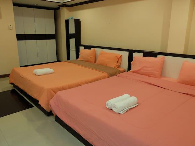 Premium Room ,Tree House Chachoengsao