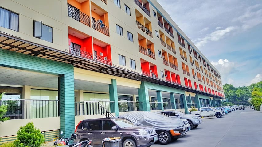 UPTOWN PLACE CONDOMINIUM Accessible and Safe. - Iloilo City