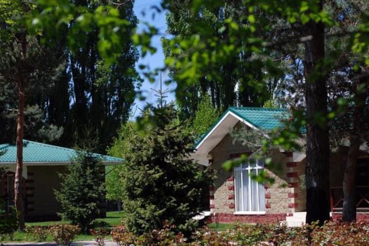 Lovely villa in the  Raduga resort