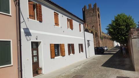 Appartamento Antiche Mura di Montagnana