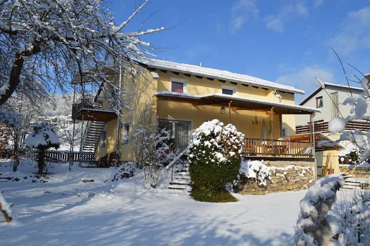 Silvester Hütte im Altmühltal Ferienhaus