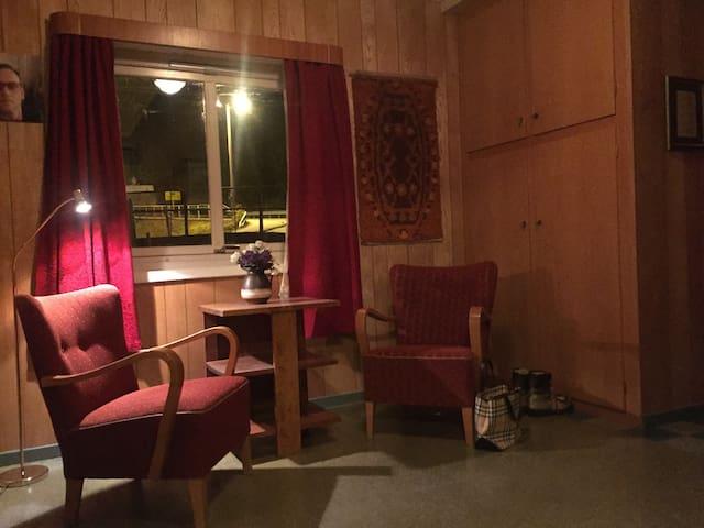 Huset i Svingen Room 1 One bed