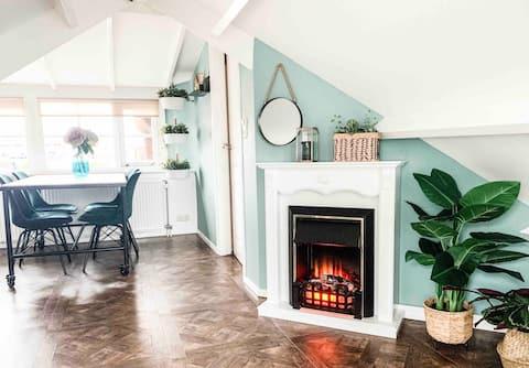✨Uniek vrijstaand guesthouse in Loosdrecht