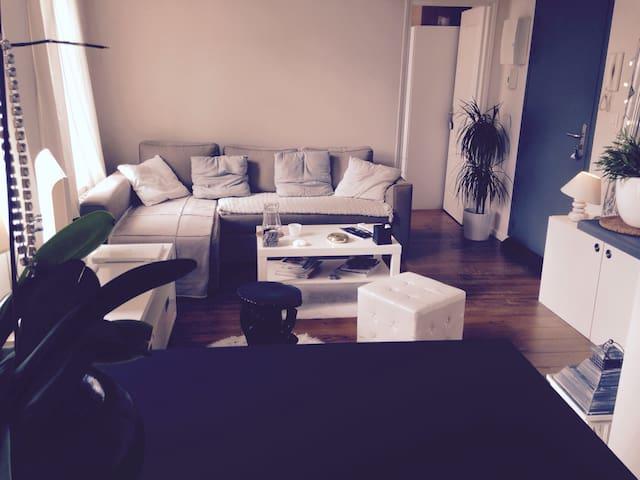 Appart VIEUX LILLE - Lille - Appartement