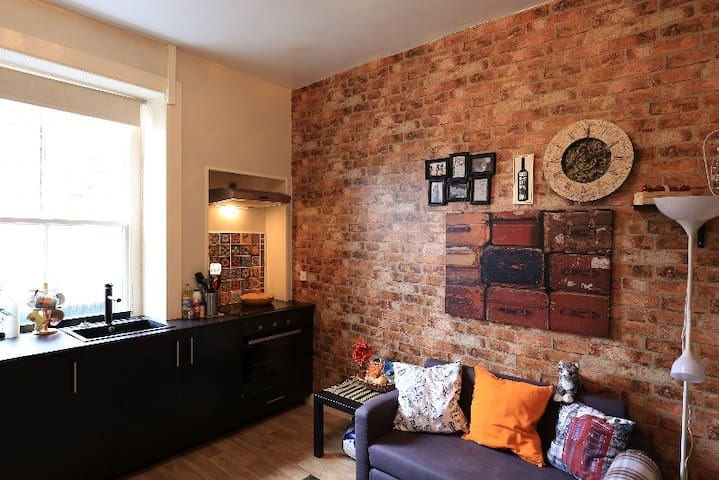 Cosy and central little gem - Edinburgh - Apartment