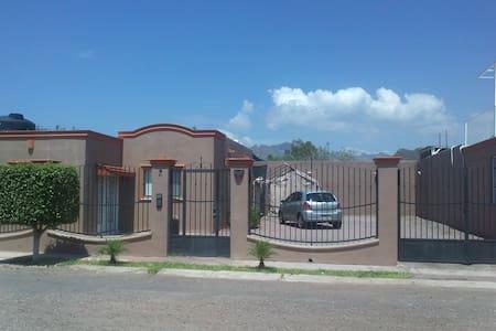 VILLAS TETAKAWI  Casa TORIM 48 GYM cerca - San Carlos Nuevo Guaymas
