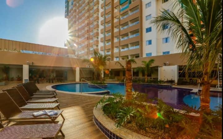 Enjoy Resort Olímpia - Thermas dos Laranjais.