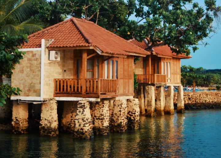 Tanjung Lesung Cottage Kampung Nelayan