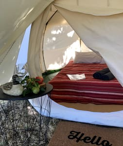 Honeysuckle Glamping - Petite Too - Lauriston