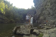 nearby Linville falls