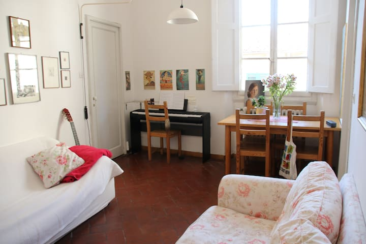 Cosy apartment for two at Palazzo Pitti