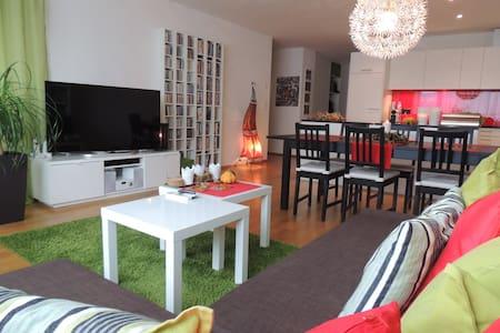 Lindo muy limpio habitacion (con desayuno) - Buchrain - Apartemen