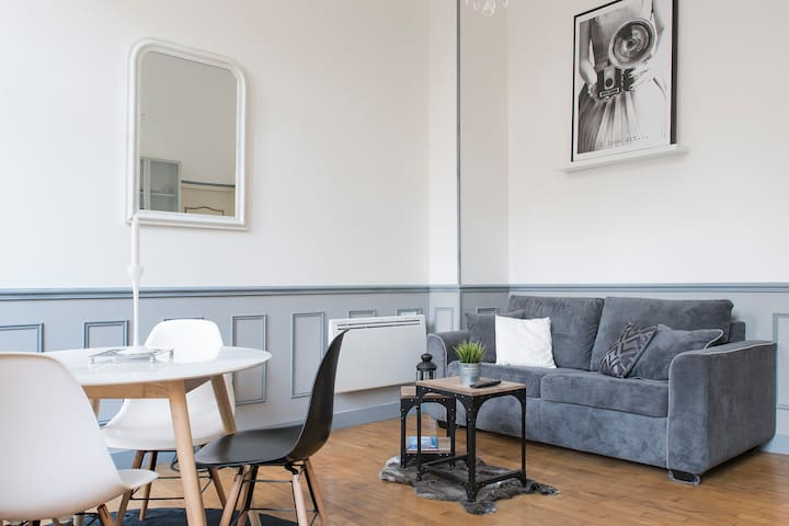 Typical Flat in Old City Intramuros - Saint-Malo - Apartment