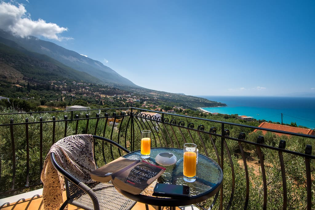 Welcome to magical Kefalonia