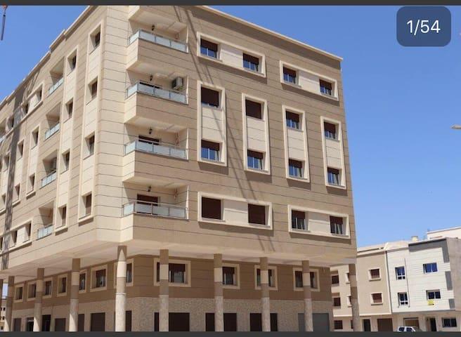 Nador Jadid Luxury Apartment wifi Klima Parking