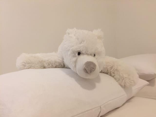La Tanière de l'Ours Blanc