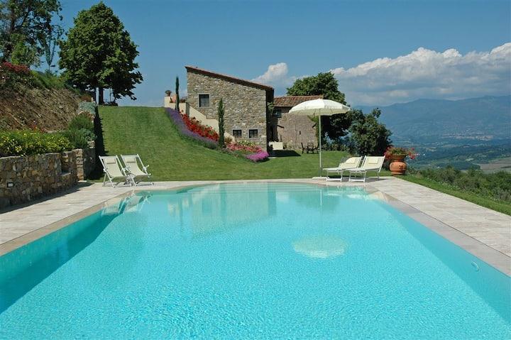 Private Villa in Toscana- Chianti, Firenze- 8 pax