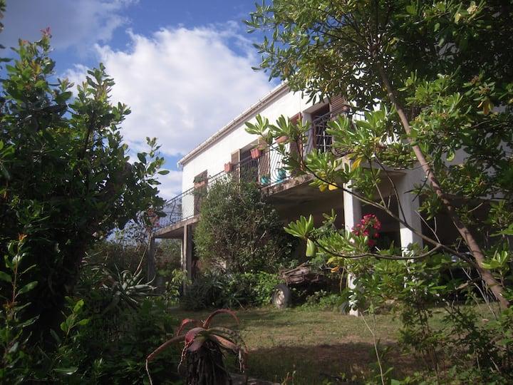 Maison de caractère au nom de Casa di Signare