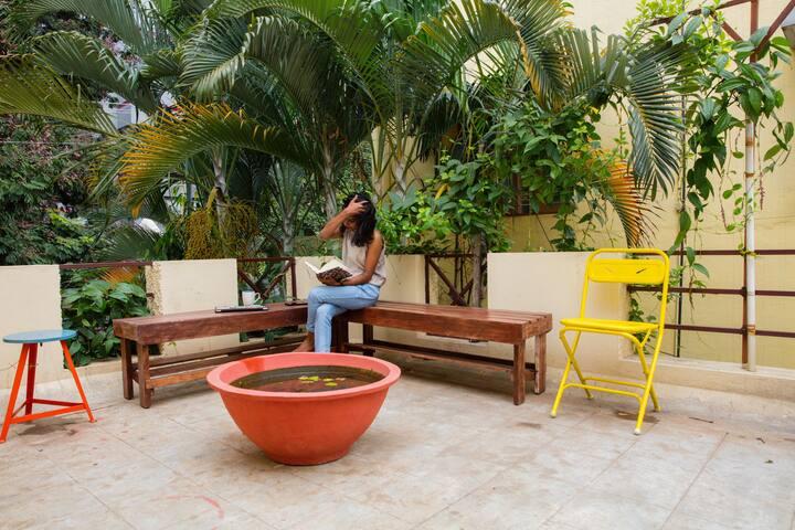 Tribe Theory Startup Hostels Mix Dorm- Koramangala