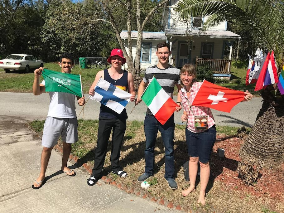 Our Stetson University Students ;-)