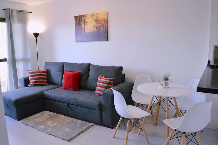 Quiet and Relaxing Holidays in Mareverde apartment