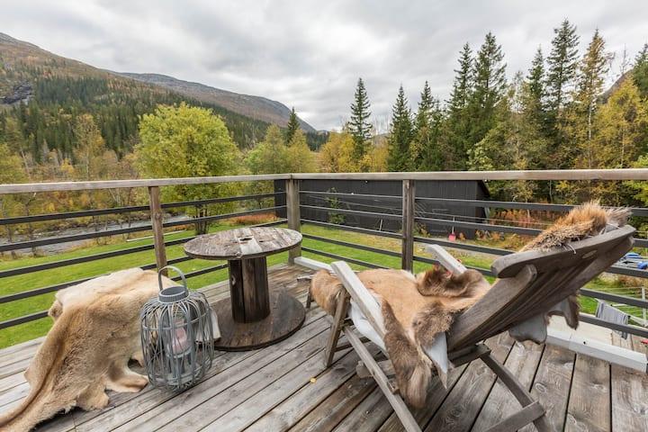 Fjelleilighet for aktiv ferie i Hemsedal!