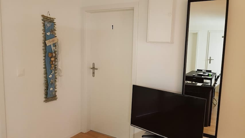 Rest. Krone Airbnb, 9244 Niederuzwil