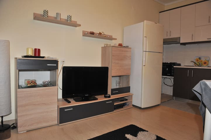 Cozy and warm apartment near the city center - Thessaloniki - Apartment
