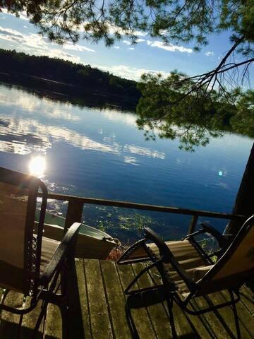 Howe's Lake Cottage