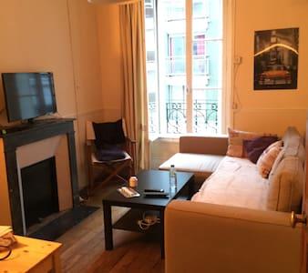 1 bedroom apartment in Paris 15th - Paris - Apartment