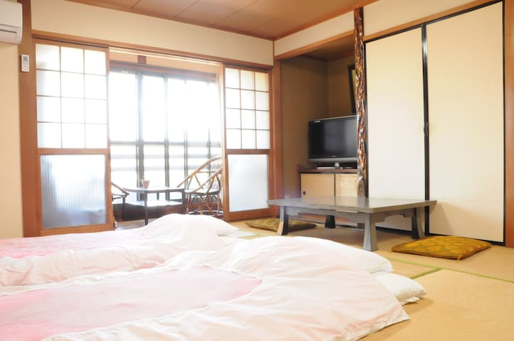 Japan style Inn near station,airport,nagoya201 - Tokoname-shi