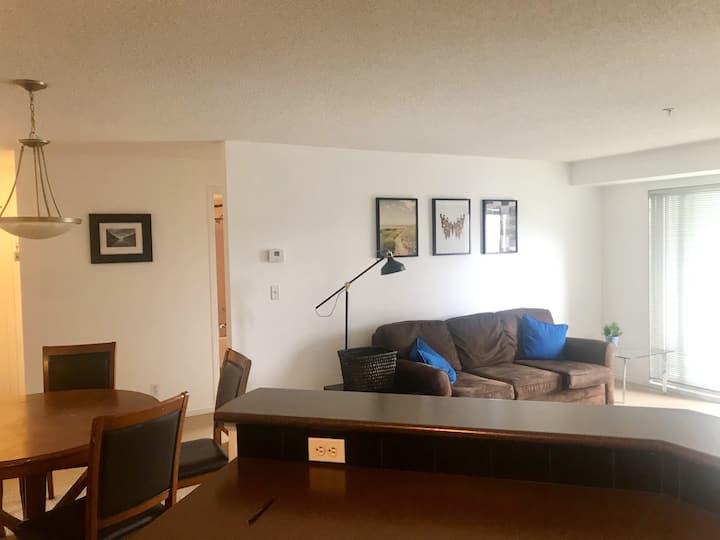 Invermere 2-bedroom condo