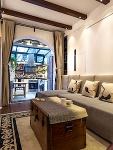 Beautiful, Cozy Studio Apt in FFC - Shanghai - Huoneisto