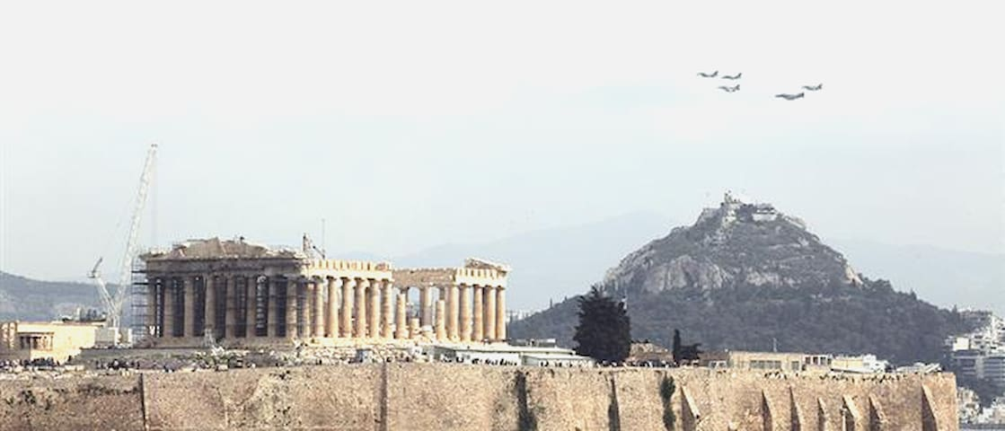 Αnna's Home!!!Holidays in beautiful Athens
