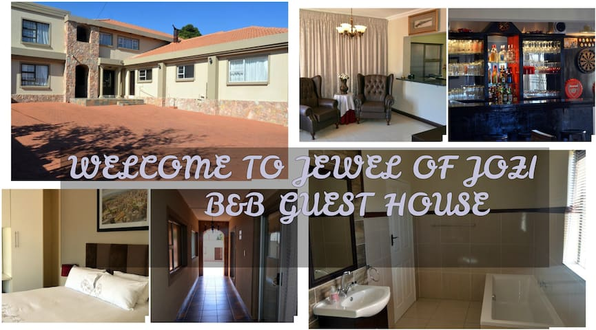 Jewel of Jozi Guest House