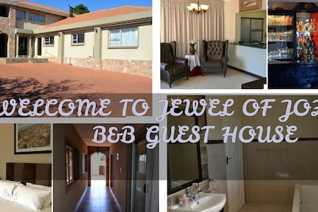 Jewel of Jozi Guest House - Edenvale - Bed & Breakfast