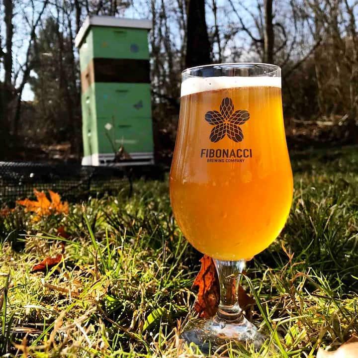 Cincinnati Brewery & Urban Farm: Goat View 1