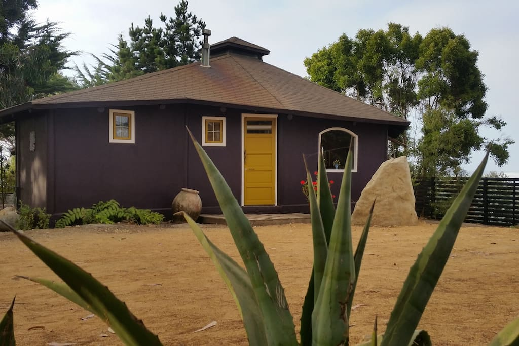 Frontal casa / entrada