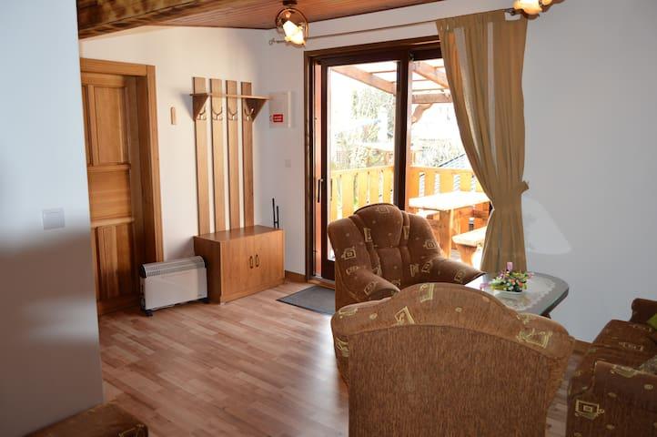 Drevený raj apartman - Hrabušice - Guesthouse