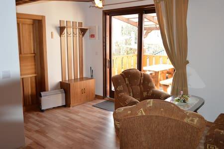 Drevený raj apartman - Hrabušice - Pension