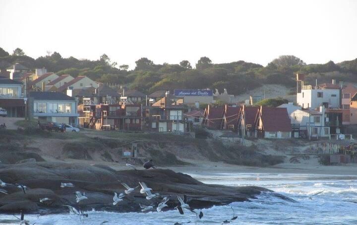 """""""La Cañada 2"""" - un bungalow frente al mar"""