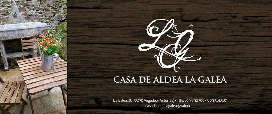 VEGADEO (ASTURIAS).RESERVA DE LA BIOSFERA - Vegadeo - Hus