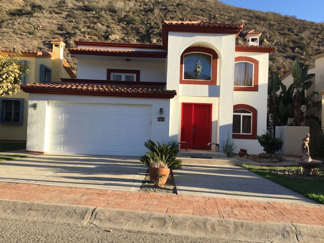 Casa Del-Mar at Baja Country Club - Ensenada - Huis