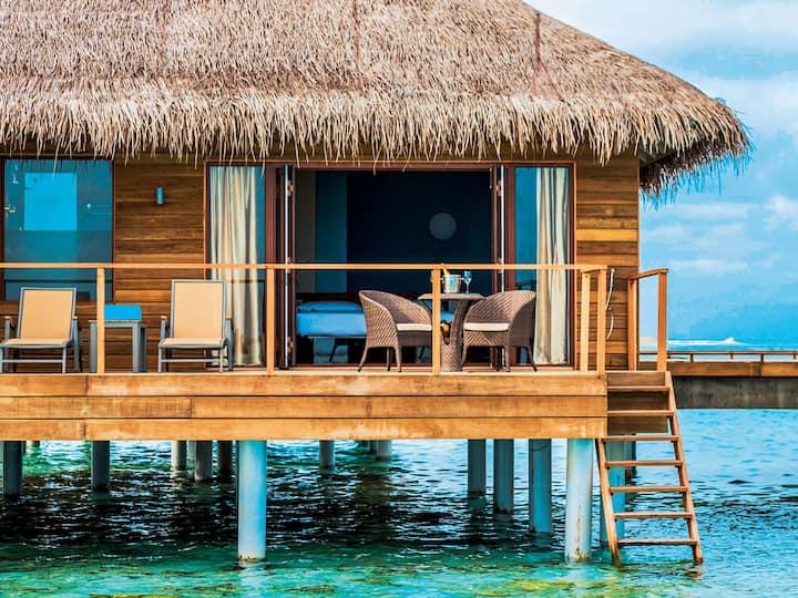 Cocoon Maldives Lagoon Villa All Inclusive